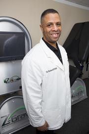 Dr. Roosevelt Smith with Health 1st Chiropractic and Rehabilitation