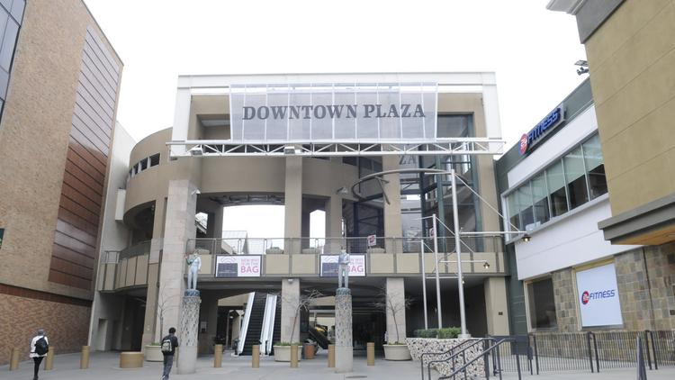 As construction nears for an arena on its site, part of Sacramento's Downtown Plaza will remain intact.
