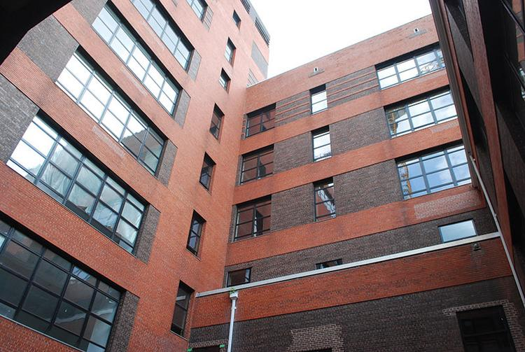 101 Ellwood adapted the old Highlandtown Middle School into apartments.