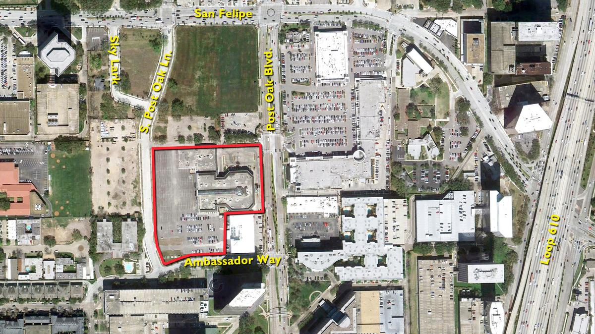 Apache Corp Files Building Permit For High Rise