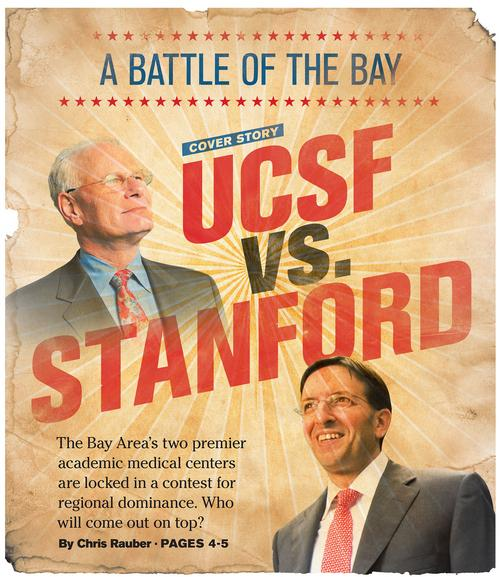 Stanford v  UCSF: Clash of the health titans - San Francisco