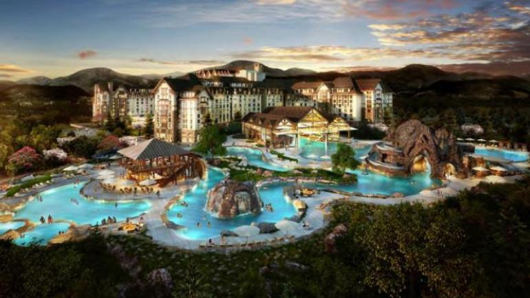 Gaylord Rockies Resort Starts Construction Really