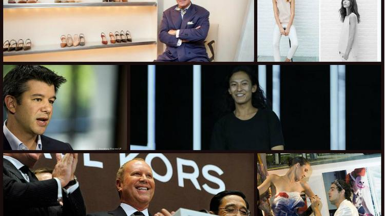 As February's Fashion Week (seen here) illustrated, major brands are thriving in New York. Eight small fashion-technology startups have been selected to join an incubator funded by some of them.