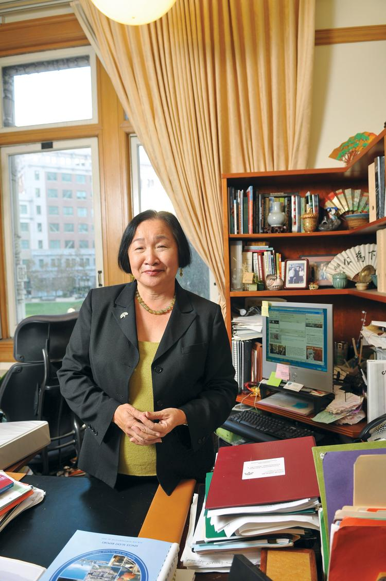 Oakland Mayor Jean Quan is launching a plan to attract 10,000 new residents to Oakland.