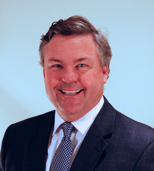 Doug Woodruff, president and CEO of the Partnership for Downtown St. Louis