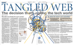 Cover story: Tangled web: The decision that's roiling the tech world