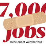 Weatherford deepens its cuts