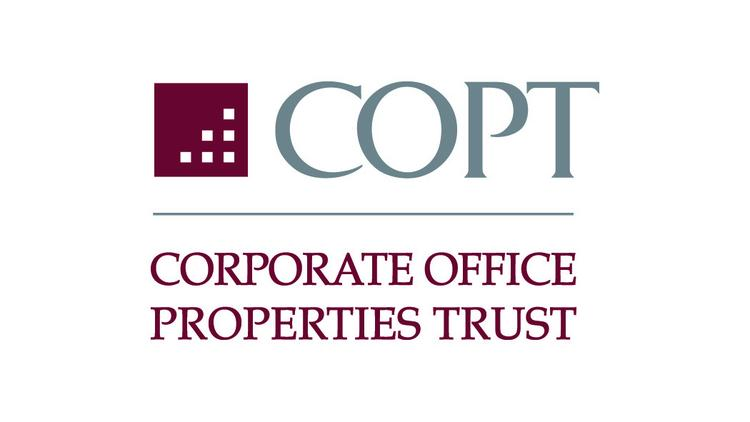 Columbia, Md.-based COPT is an office REIT that focuses primarily on serving U.S. Government agencies.