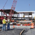 Construction at GlobalFoundries plant resumes after death of subcontractor