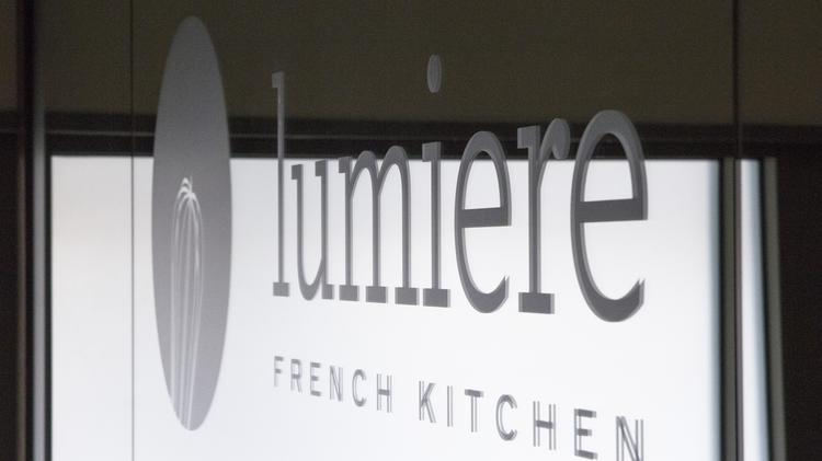 Lumiere French Kitchen is slated to open on Valentine's Day. The restaurant is located at 1039 Providence Road in the Myers Park Shopping Center.