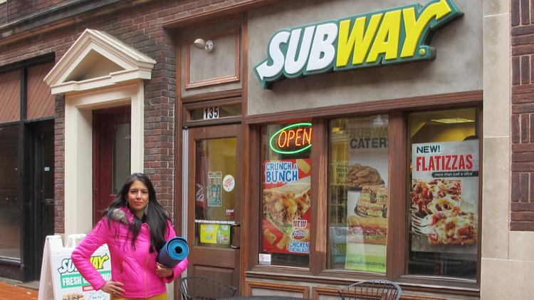 Charlotte blogger Vani Hari, also known as the FoodBabe, claims credit for pushing the Subway restaurant chain to drop a controversial ingredient from its bread recipes. But can a change that big really happen in a day?