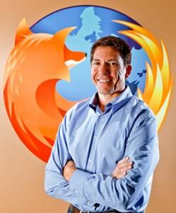 Gary Kovas is stepping down as CEO of Mozilla this year, the company announced.