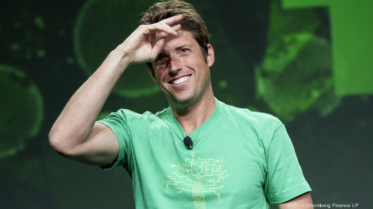 Nicholas Woodman, founder and chief executive officer of GoPro.