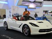 This Chevy Corvette Stingray has a sticker price of $70,000.
