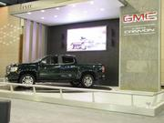 The GMC Canyon.