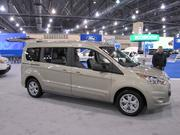 Ford has turned its popular Transit van into a passenger car, with a sticker around $31,000.