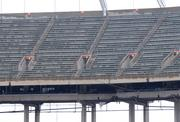 The upper bowl will remain, but will receive a much-needed cleaning.