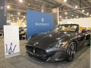 The Maserati GranCabrio sells for $176,000.