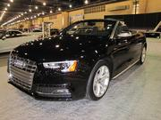 The Audi A5 convertible is listed at $66,000.