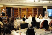 Six local health care experts led aPBN's panel discussion on health care reform at the Plaza Club in Downtown Honolulu on Friday.