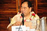 Paul Saito, a partner at the Cades Schutte law firm, was a panelist at  PBN's panel discussion on health care reform at the Plaza Club in Downtown Honolulu on Friday.