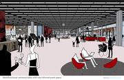 From Mecanoo, Martinez & Johnson Architecture, the Great Hall vision.