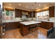 A kitchen inside the home of Google Ventures Managing Partner Paul Maris, which was recently put on the market.