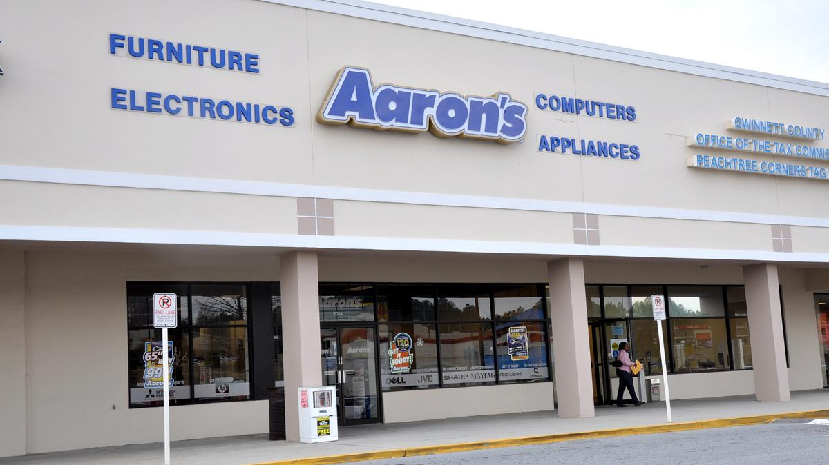 Aarons To Shutter 44 Stores