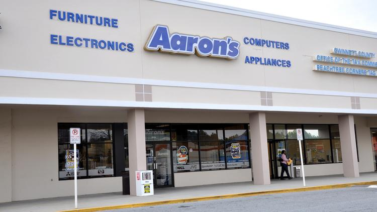 Aaron S To Shutter 44 Stores Atlanta Business Chronicle