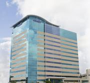 Murphy Oil building (pictured is Nexen Tower, a sister building) Square footage: 320,000 Developer: MetroNational Area: Memorial City % leased: 92.60% Asking rent/SF: $24* Tenant(s): Murphy Oil, Trustmark Bank Estimated completion: Q3