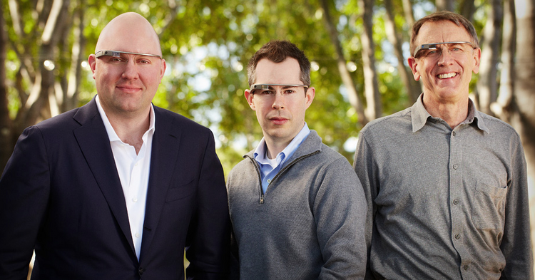 The most active venture investor in the third quarter was Google Ventures, led by Bill Maris (center).  Andreessen Horowitz, led by co-founder Marc Andreessen (left), has done the most deals so far this year.  Kleiner Perkins Caufield & Byers, where John Doerr (right) is a partner, was among the leaders in exits in the quarter.