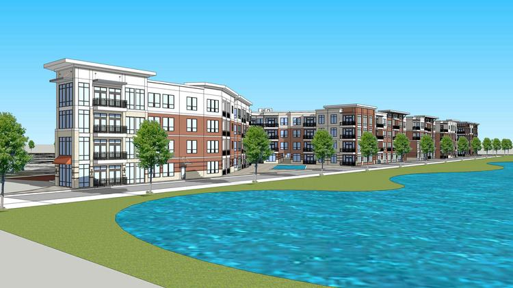 The Grand at LaCenterra will include 271 units in Katy.