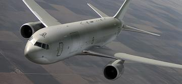 Boeing to start building Air Force tanker