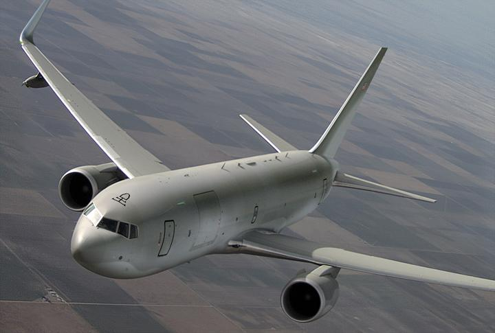 McConnell Air Force Base in Wichita was selected to be the main operating base for the KC-46 tanker.