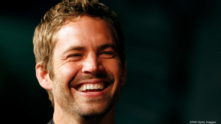 Paul Walker in March 2009.