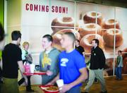 Mall of America is increasing its already big stable of restaurants, including this Bruegger's location.