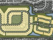The 113-acre course will have 167 home lots.