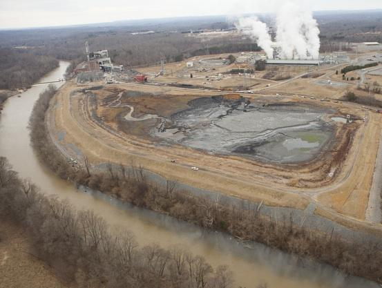 Duke Energy says it will respond to state environmental officials charges that is has violated a number of state clean water regulations at the Dan River Steam Station.