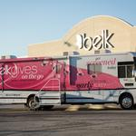 Belk mobile mammography unit screens 4,500 in first year