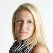 40 Under 40 honoree Laura Smith of J.W. Hulme