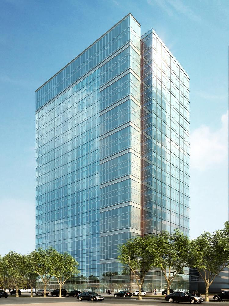 National Oil Varco's Millennium II, a 22-story, 417,000-square-foot tower with a 1,780-car parking garage, will be at Richmond Avenue on 3 acres adjacent to the existing Millennium Tower.
