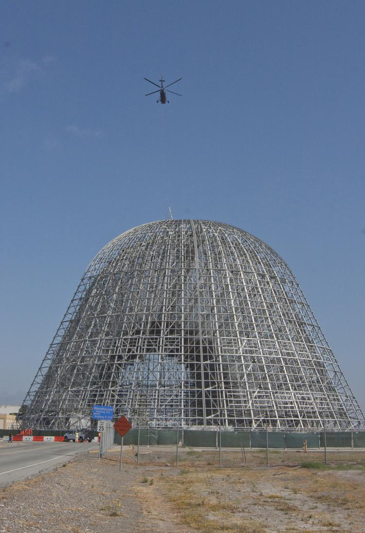 A Google entity called Planetary Ventures has leased Hangar One.