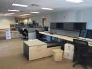 Here's a view of the new state-of-the-art newsroom at our new Pittsburgh Business Times offices at 45 S. 23rd St., Suite 200, Pittsburgh.