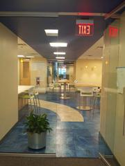 Another view of the Schneider Downs office after the move was completed.