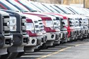 At Orange Motors in Albany, fleet sales jumped from 100 in 2011 to 200 in 2012, according to The Business Review's Automotive Dealers List.