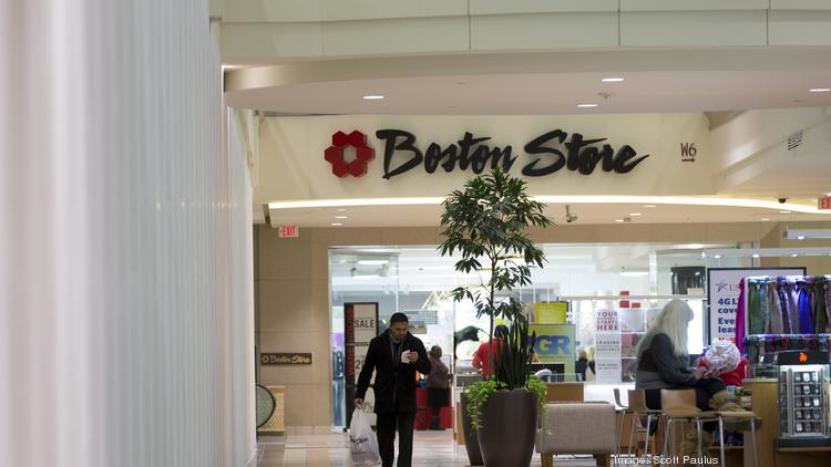 The Bon-Ton Stores Inc., parent company of Boston Store, narrowed its loss in 2013.