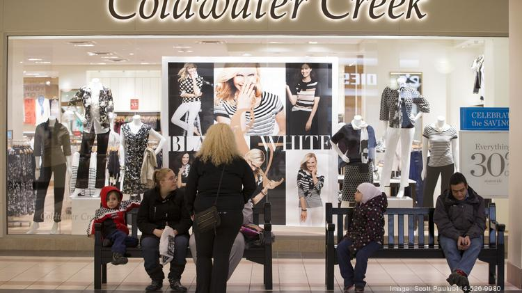 Coldwater Creek will close all its stores, including five in the Philadelphia market.