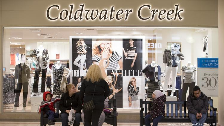 Coldwater Creek will shut down 10 stores across Dallas-Fort Worth as part of bankruptcy.