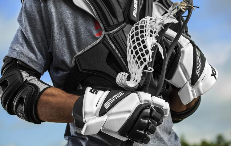 STX will provide sticks, pads and other gear to Major League Lacrosse players this season.