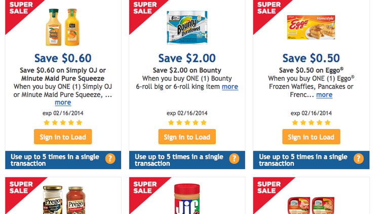 Once you have it, come back and follow these steps: Head to the Winn Dixie website and register yourself and your card. Once you've registered your card, head over here to the digital coupons tab. Pick which coupons you want by clicking the
